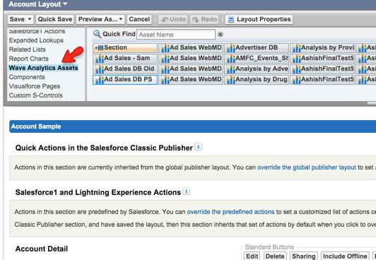 Embedding wave dashboards - SpringML