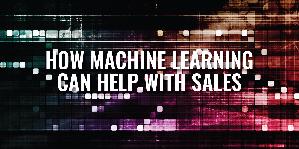 Machine Learning Sales