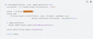 Tensorflow is further adopting Keras as their high level API