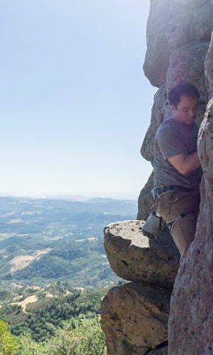 Baolin Liu: Climbing