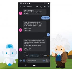 Einstein AI Chatbot