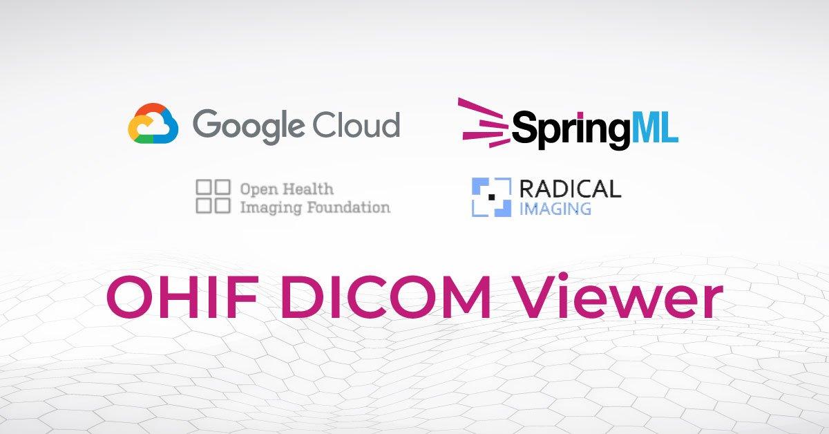 SpringML's-Managed-OHIF-DICOM-Viewer