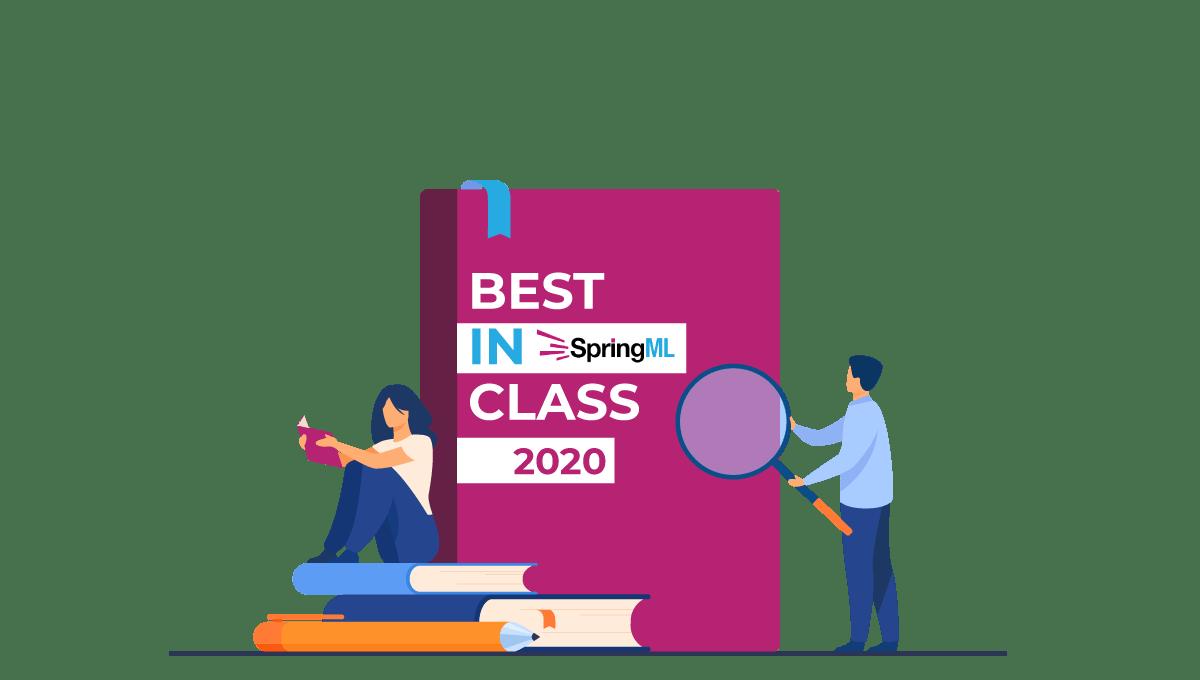 SpringML Google Cloud Yearbook 2020